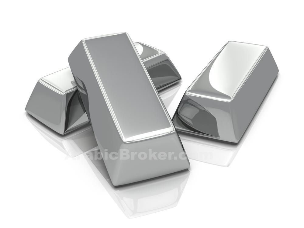 الفضة تغلق على ارتفاع معوضةً خسائر الجلسة الماضية
