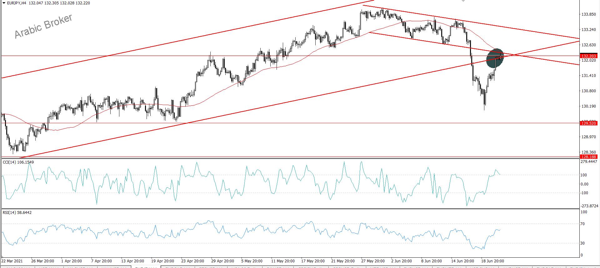 اليورو ين يؤجل الهبوط