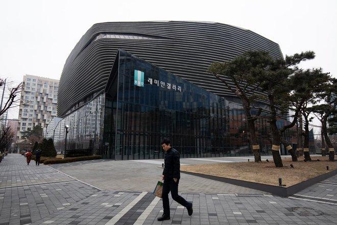 ارتفاع استثمارات الشركات الكورية الجنوبية الكبرى 5 %