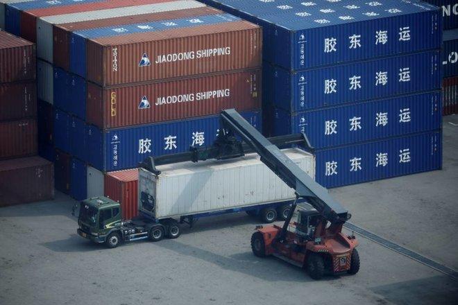 ارتفاع قياسي لشحن الحاويات في الموانئ الكورية .. 55 مليار دولار في يوليو