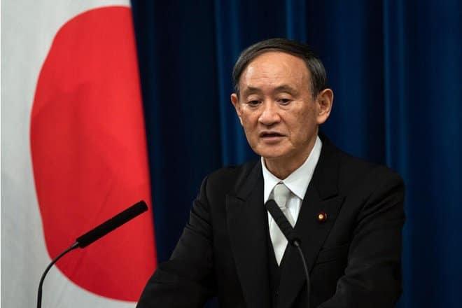 رئيس الوزراء الياباني يعتزم الانسحاب من السلطة