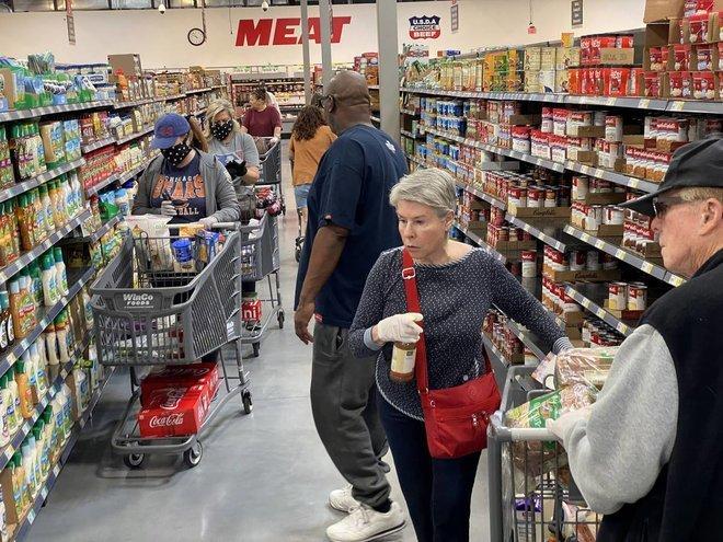 تباطؤ حاد لأسعار المستهلكين الأساسية في أمريكا خلال أغسطس