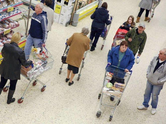 بريطانيا: جاهزون للتعامل مع أي اضطراب في سلاسل التوريد الغذائي