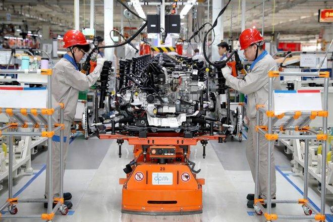تراجع مبيعات السيارات في الصين نحو 20% في سبتمبر