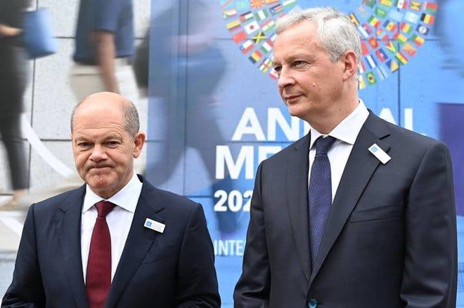 وزير المالية الألماني: الإصلاح العالمي لضرائب الشركات سيجلب مزيدا من الإيرادات